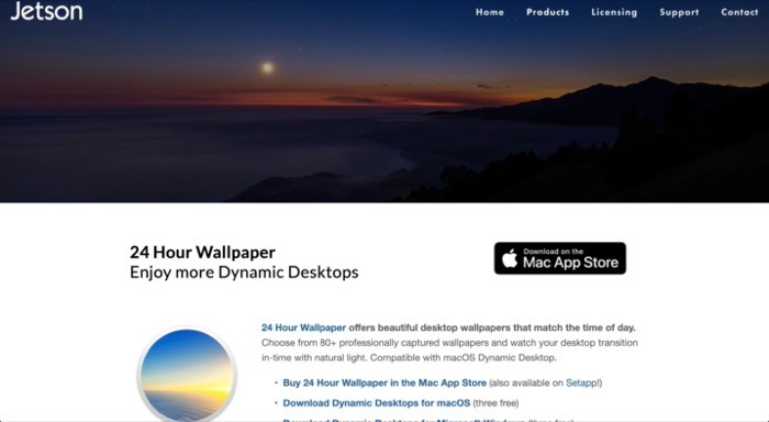 Dynamic Mac Wallpapers Best Sites To Download And Create Dynamic Wallpapers