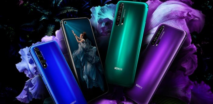 Honor 20 Series: Honor 20, Honor 20 Pro, and Honor 20i Launched in India