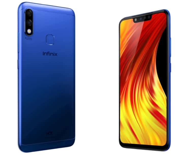 Infinix Hot 7 Pro with Dual Rear and Front Cameras and 4000mAh Battery Launched in India