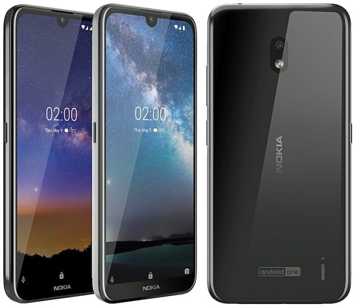 Nokia 2.2 with Helio A22 and Android One Launched in India