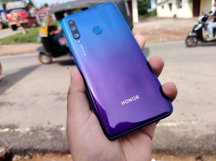 [First Cut] Honor 20i: All-Round Cameras with Steady Performance
