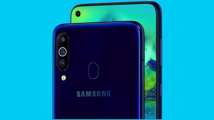 Samsung Galaxy M40 with Infinity-O Display and Screen Sound Tech Launched in India