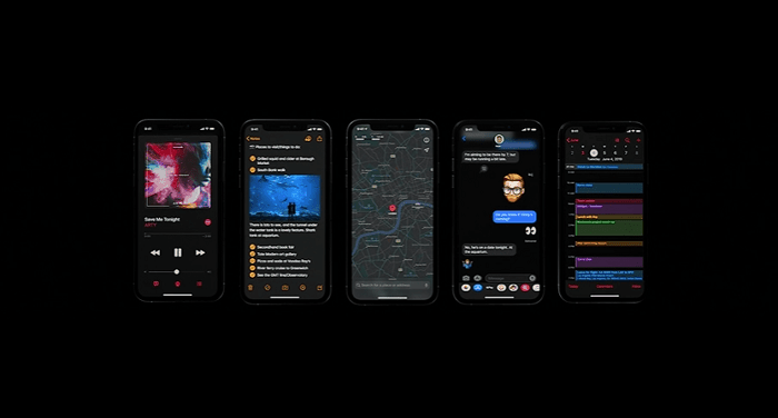 iOS 13 Adds Dark Mode, up to 2X Faster Performance and a Host of New Privacy Features