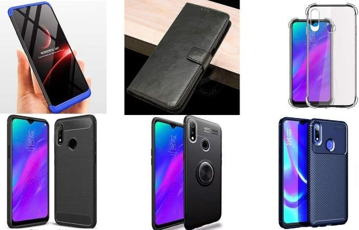 7 Best Cases and Covers to Buy for Realme 3i
