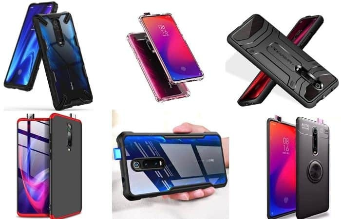 12 Best Cases and Covers for Redmi K20 and K20 Pro