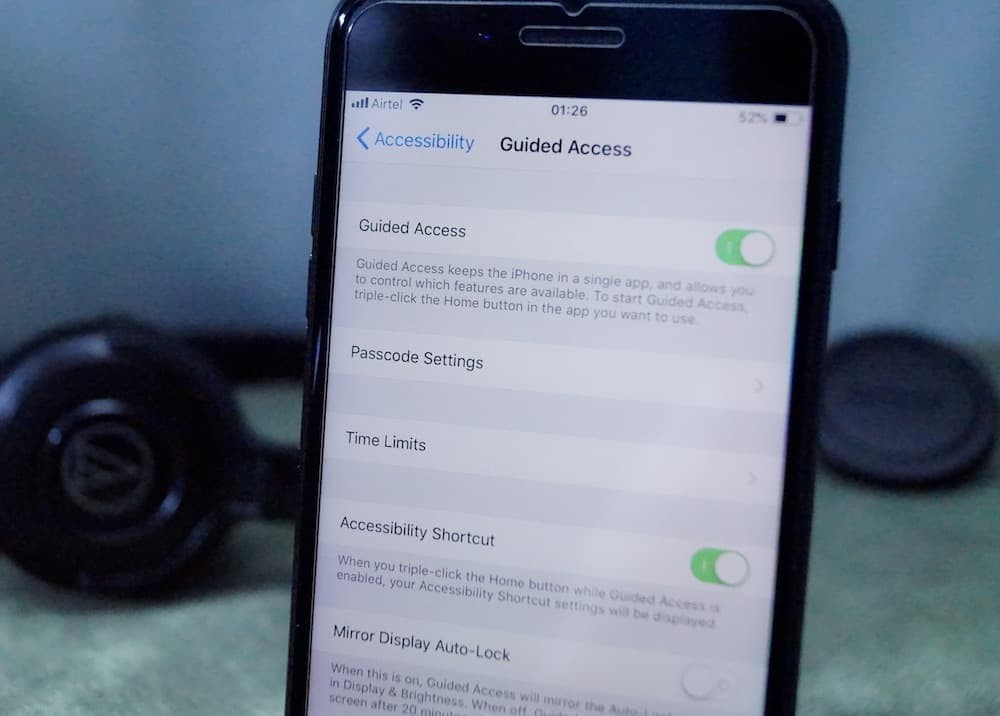 How to Set Up and Use Guided Access on iPhone and iPad?