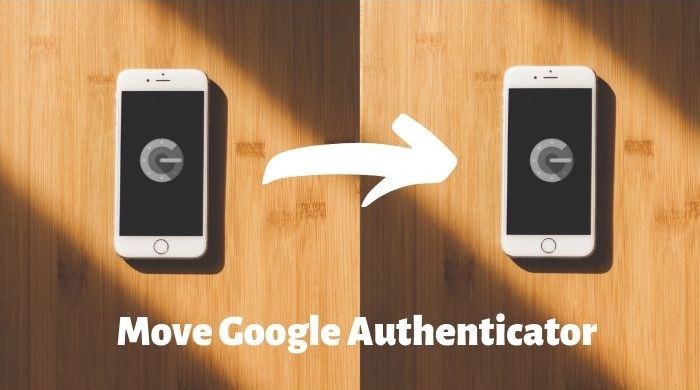 move google authenticator