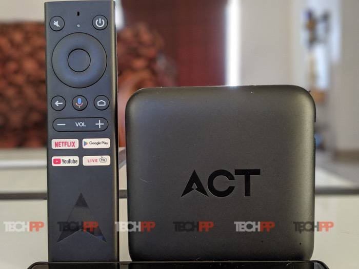 ACT Stream TV 4K review 1 1