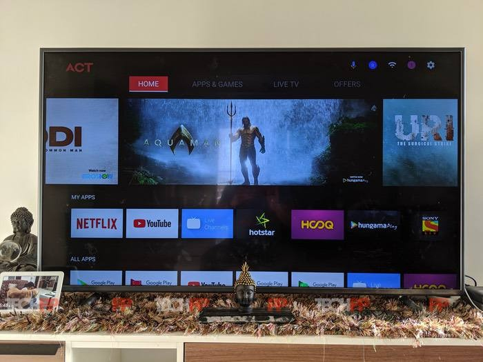 ACT Stream TV 4K review 3