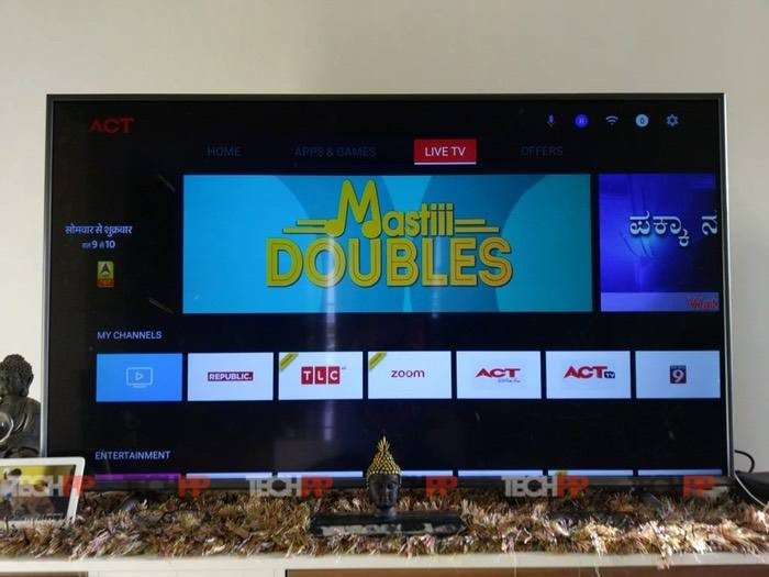 ACT Stream TV 4K review 6