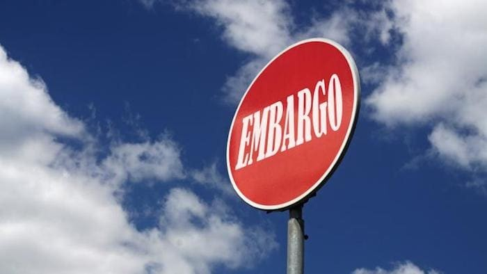 tech embargoes