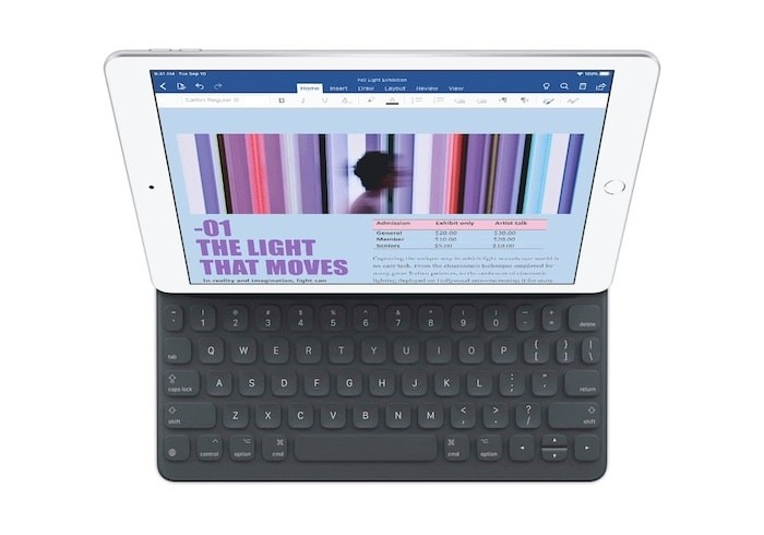 Apple New iPad Smart Keyboard