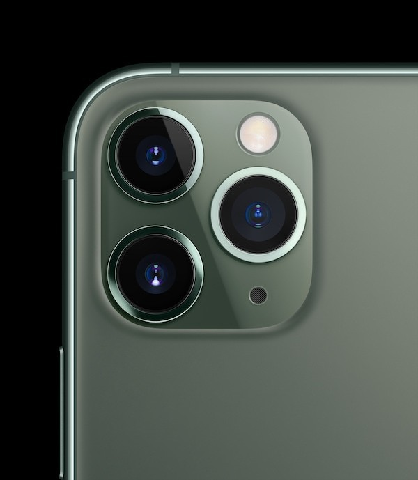 Apple iPhone 11 Pro camera