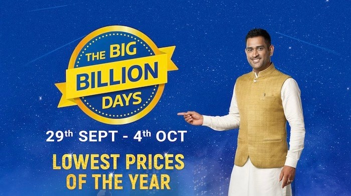 Flipkart 'The Big Billion Days' Sale: Best Smartphone Deals
