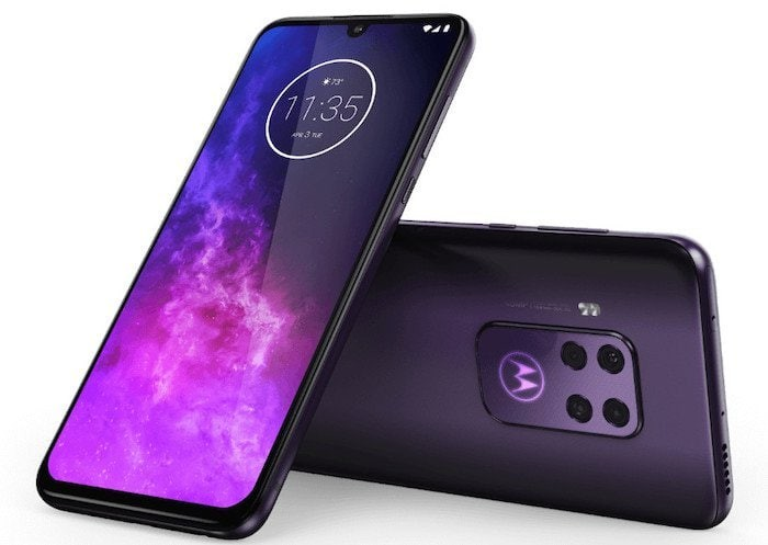 Motorola One Zoom with Quad-camera setup and Android One Announced