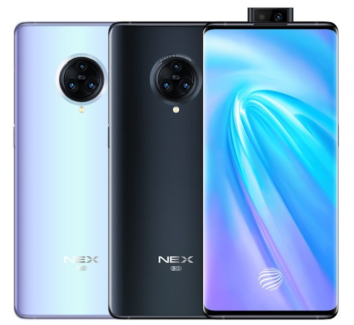 Vivo NEX 3 with Snapdragon 855 Plus and Waterfall Screen Announced