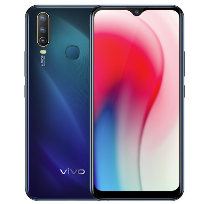 Vivo U10 with Snapdragon 665 and Triple Rear Cameras Launched