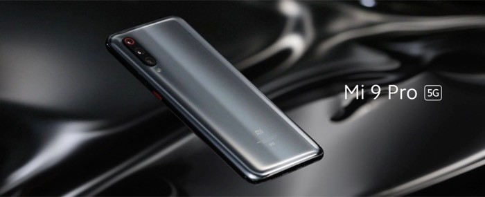 Xiaomi Mi 9 Pro 5G with Snapdragon 855 Plus and 30W Fast Wireless Charging Announced