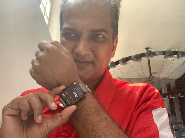 Apple Watch Gets ECG in India...and it works just fine!