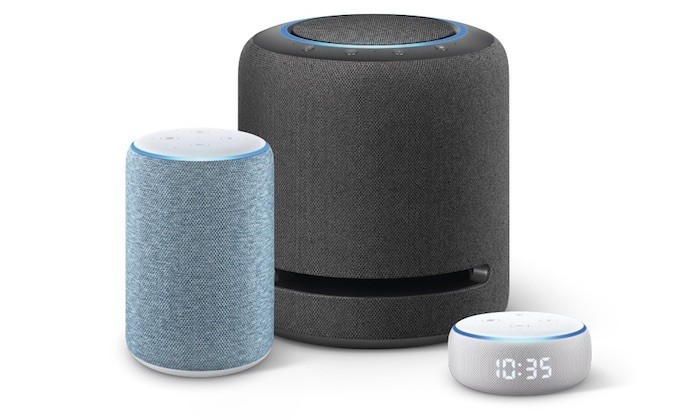Amazon Echo Studio and Other Echo Devices Announced for India