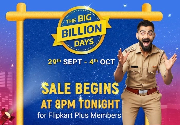 Best Smart TV Deals on Flipkart Big Billion Days and Amazon Great Indian Sale