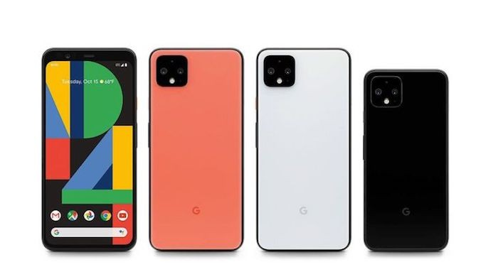 Google Pixel 4 and Pixel 4 XL Detailed Specifications Leaked