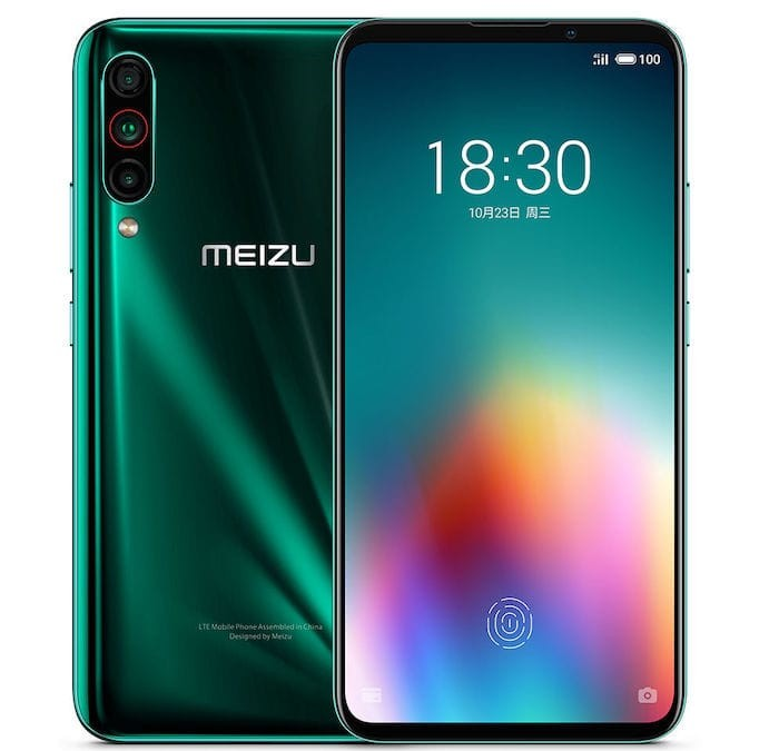 Meizu 16T with Snapdragon 855 and Triple Rear Cameras Launched in China