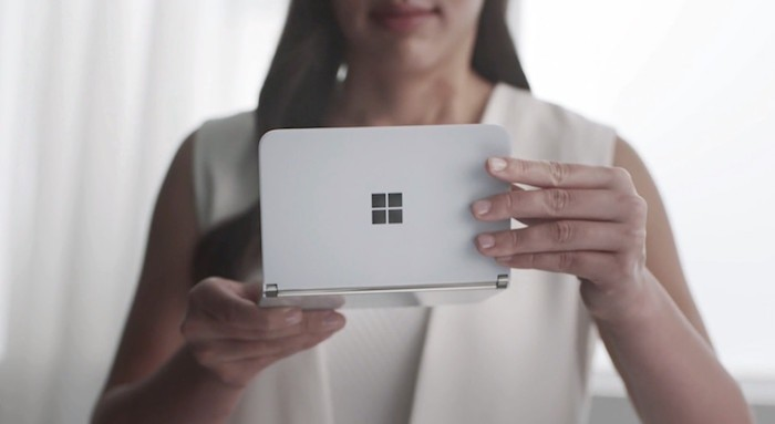 Microsoft unveils Surface Duo: a Foldable Phone running Android