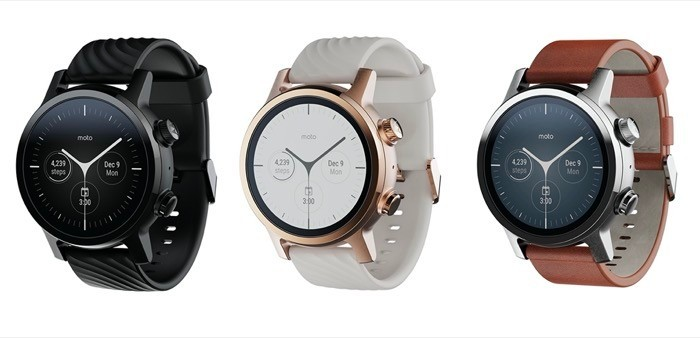 Moto 360 third-gen with Snapdragon Wear 3100 and WearOS Announced