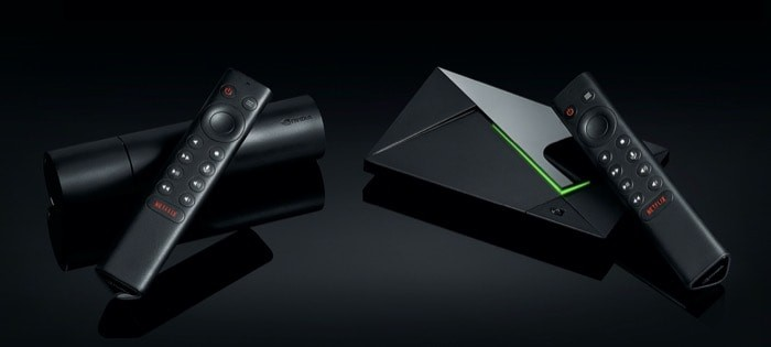 NVIDIA SHIELD TV and SHIELD TV Pro Android TV Devices Announced