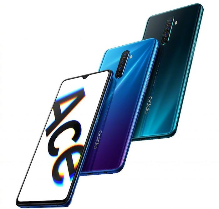 Oppo Reno Ace with Snapdragon 855 Plus and 65W SuperVOOC 2.0 Announced