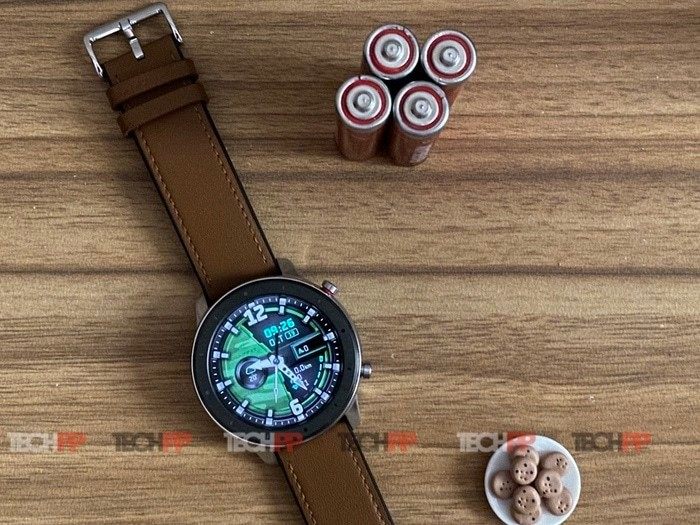 Amazfit GTR Smartwatch Review: Mi Band 4 Disguised in the Body of a Watch