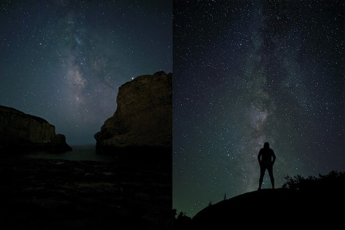 night sight astrophotography 1