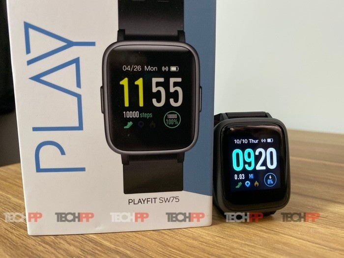 PlayFit SW75 Smartwatch Review: An All-Round Package with Great Design