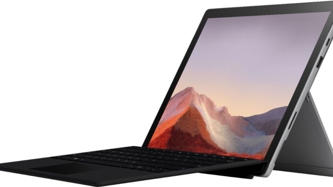 Microsoft Surface Pro 7 with 12.3-inch Display Announced for $749