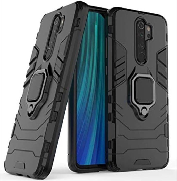 Spazy Dual Layer Armor Defender Case