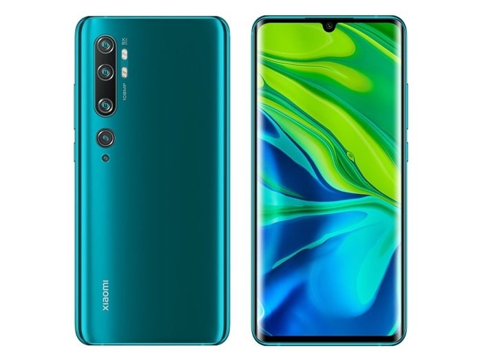 Xiaomi Mi Note 10 Launched as the Global Variant of Mi CC9 Pro