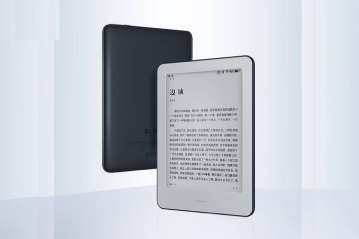 Xiaomi Mi Reader with 6-inch HD e-ink Display and USB Type-C Launched