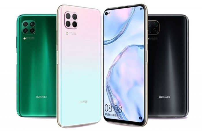 Huawei Nova 6 SE with Kirin 810 and Quad Rear Cameras Announced