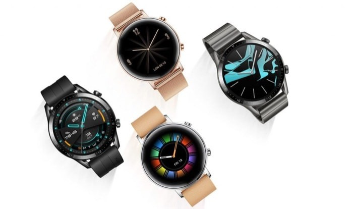 Huawei Watch GT 2 with Kirin A1 and Two-Week Battery Launched in India