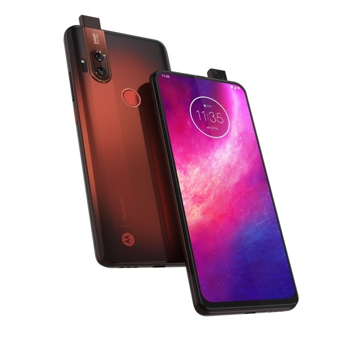 Motorola One Hyper with 32MP Pop-Up Camera and Android 10 Launched