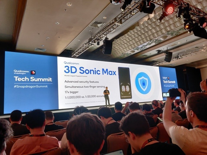Qualcomm 3D Sonic