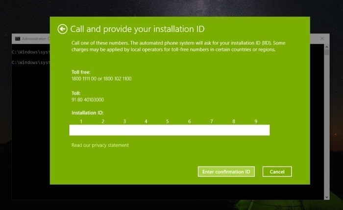Activate Windows Product License key Support 3