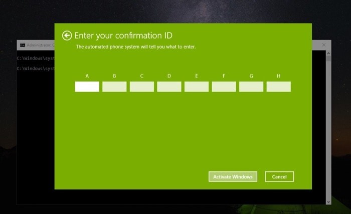 Activate Windows Product License key Support 4