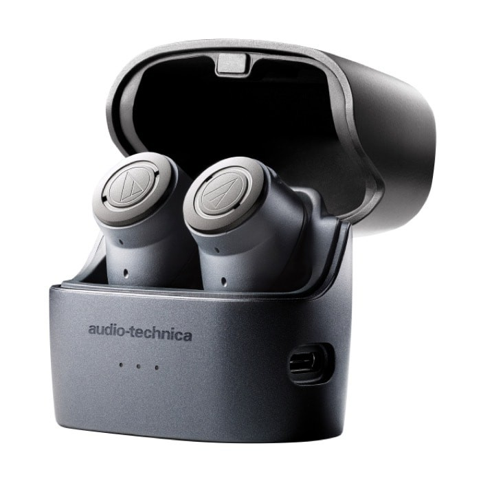 Audio-Technica ATH-ANC300TW Truly Wireless Earbuds with ANC Announced