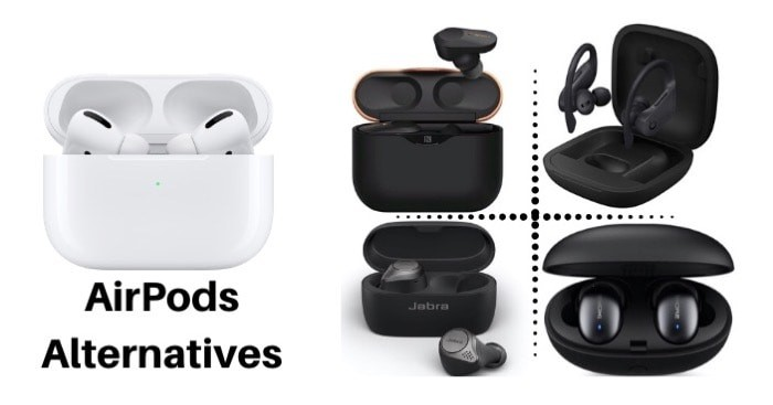 Best Apple AirPods and AirPods Pro Alternatives