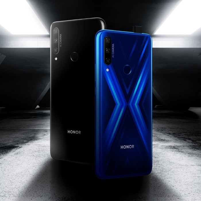 Honor 9X with Triple Rear Cameras and Pop-Up Selfie Camera Launched in India