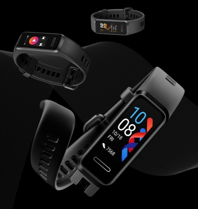 Huawei Band 4 with 9-Day Battery Life Launched in India for Rs 1999