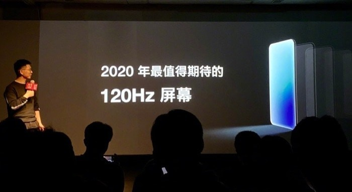OnePlus unveils its 120Hz OLED HDR Display for OnePlus 8 series