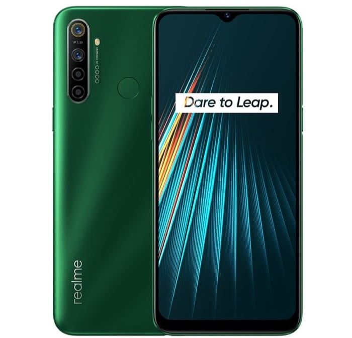 Realme 5i with 5000mAh Battery and Reverse Charging Launched in India